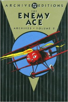 Enemy Ace Archives volume 2 is another excellent installment of the death and angst in the skies of World War I.